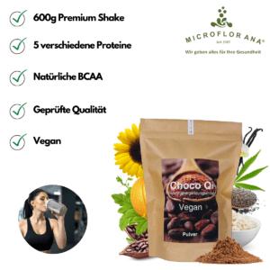 Choco Qi Vegan
