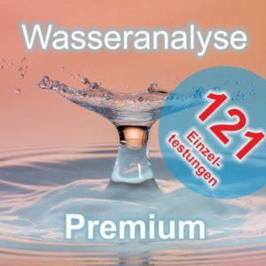 Wasseranalyse Premium