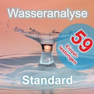 Wasseranalyse Standard