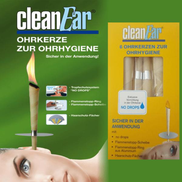 Cleanear Ohrkerzen