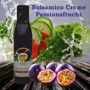 Balsamico Creme Passionsfrucht
