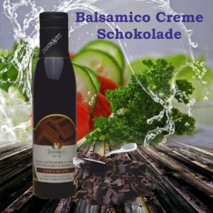 Balsamico Creme Schokolade