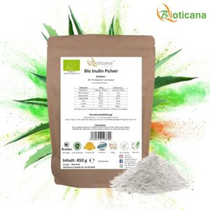 Bio Inulin Pulver